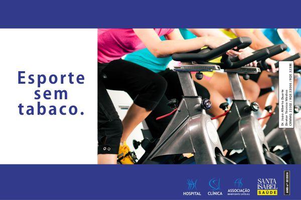 Esporte sem tabaco